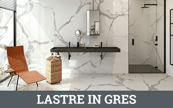 Lastre in Gres Porcellanato