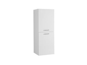 BRAVA6 RIGHT WALL-HUNG COLUMN 45 GLOSSY WHITE