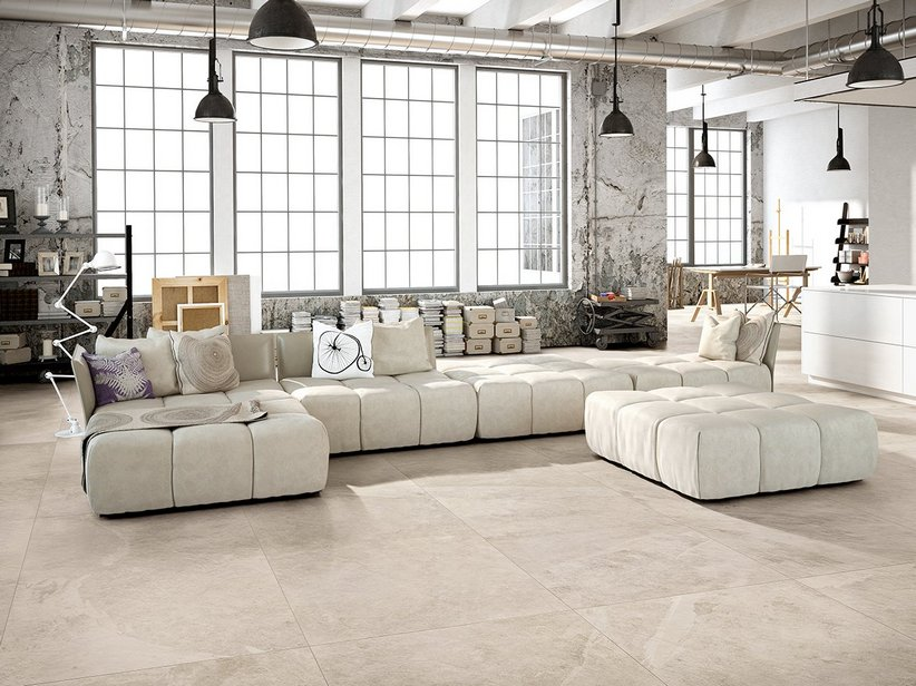 Ardesia Effect Porcelain Tile - Absolute