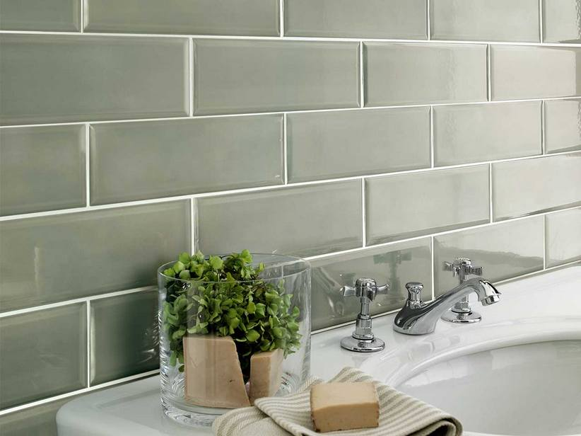 Beveled Wall Tile - Edge