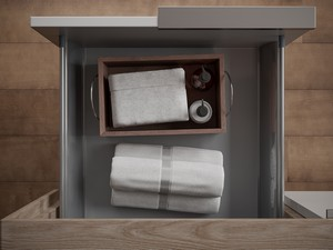 APP BATHROOM FURNITURE 158 SET E