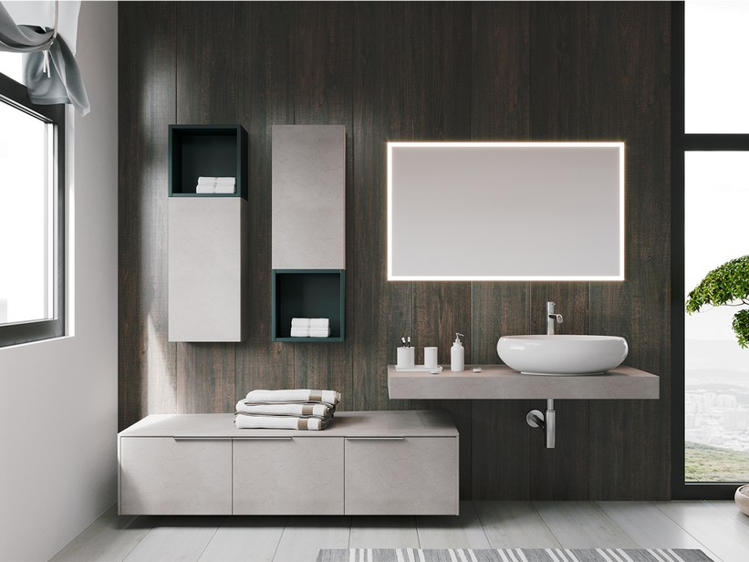 App Modular Bathroom Furnitures