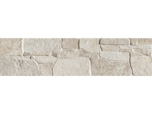 STONE WALL EFFECT TILE APULIA GREY 15,2x61