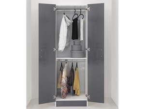 COLF2 COLUMN WITH HANG CLOTHES ANTHRACITE GREY