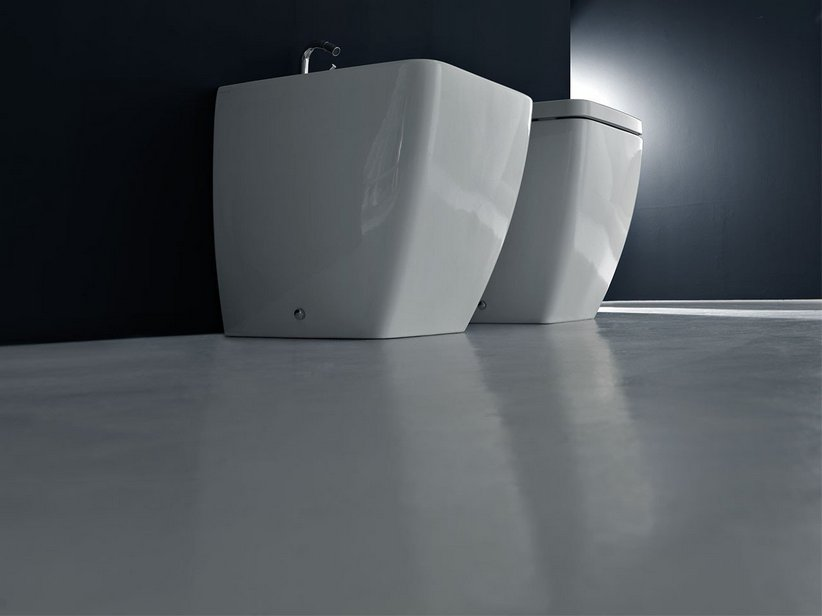 Ego Floor-Mount Sanitary Ware