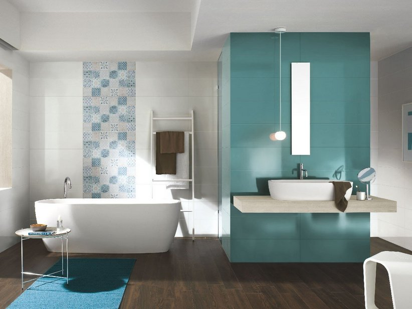 Supercolored Wall Tile - Fresh
