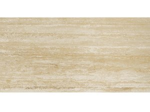 PIASTRELLA JULIA TRAVERTINO 35X70 EFFETTO MARMO LUCIDO BEIGE