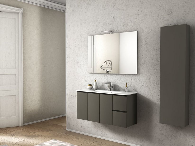 Luana bathroom Furniture