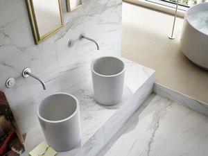 Luni bianco full lappato rettificato 60x60 iperceramica - Prezzo posa piastrelle 60x60 ...