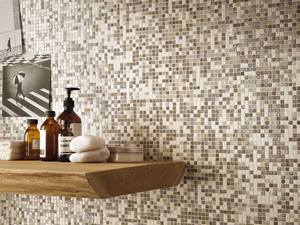MOSAIK VETRO CHESTER TOFFEE 31,8X31,8 4MM