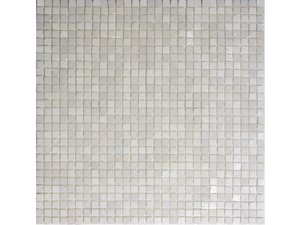 MOSAIK VETRO CHESTER WHITE 31,8X31,8 4MM