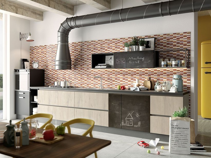 Double-fired Mosaic Effect Wall Tile - Mycolor