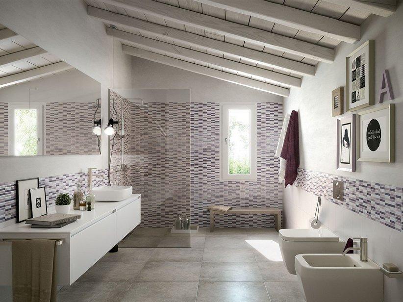Rivestimento Cucina Bicottura Mosaico Naturale 20X25 ...