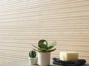 PIASTRELLA MYWOOD 3D NATURAL 25X75 EFFETTO ROVERE NATURALE