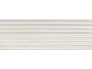 MYWOOD 3D WHITE RECTIFIED 25X75