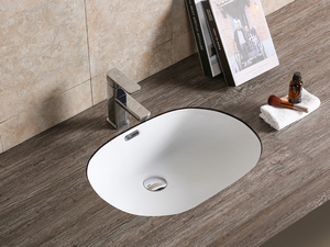 OGLIO BUILT-IN WASHBASIN 54,5X40,5