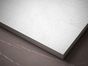 CONCRETE SHOWER TRAY 70x120x4 CEMENT GREY