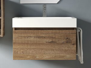 Cassetto Bagno Qubo 70 Cm Sherwood