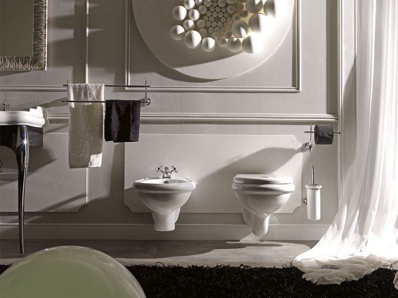 Retrò Wall-Hung Sanitary Ware