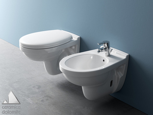 IDEAL STANDARD® QUARZO WC SOSPESO