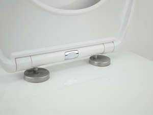Sedile Wc Sentimenti Saniplast Soft-Close Bianco
