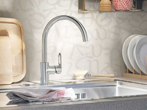 GROHE® START LOOP LAVELLO CANNA ALTA CROMO