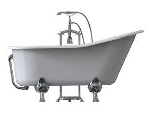 BATH EPOQUE 170x77 WITH 4 FOOTS