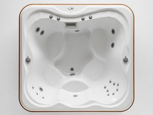 JACUZZI® OXIA SPA 204x189 4P WOOD WHITE