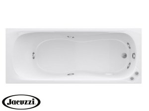 JACUZZI® SOHO WHIRLPOOL BATH 170X70 LEFT WITH FRONT+SIDE PANELS
