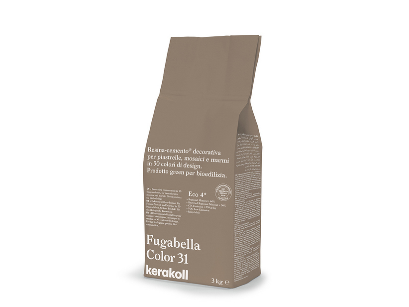 FUGABELLA COLOR 31 3KG GROUT JOINT