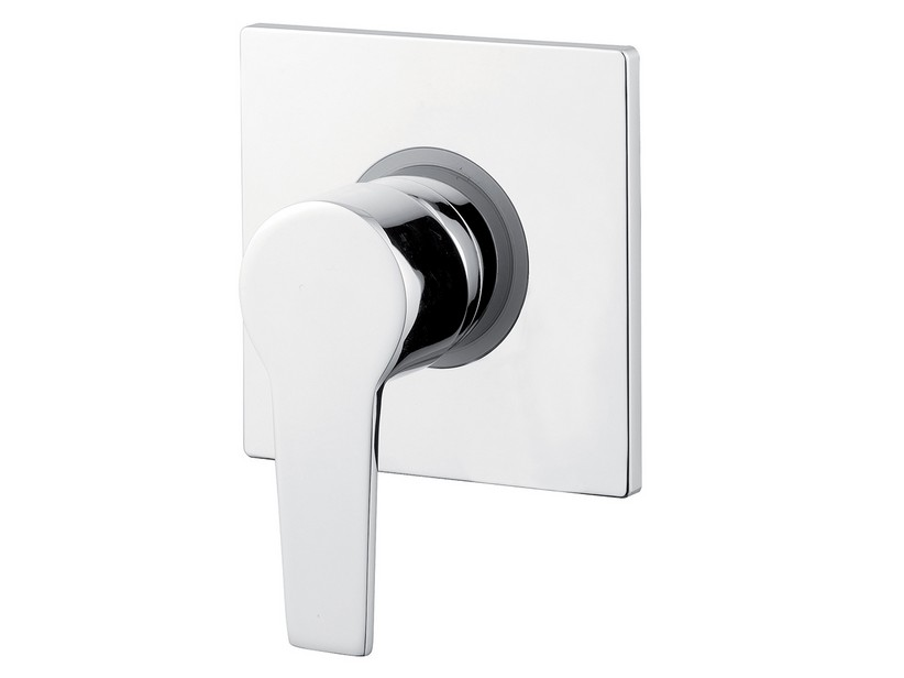 GILDA SHOWER PLATE TRIM CHROME