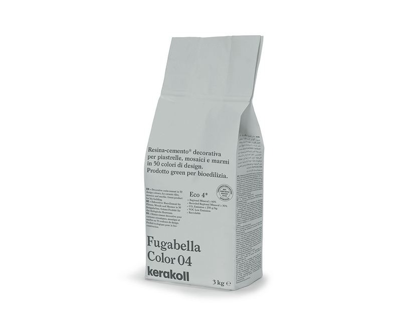 FUGABELLA COLOR 04 3KG GROUT JOINT
