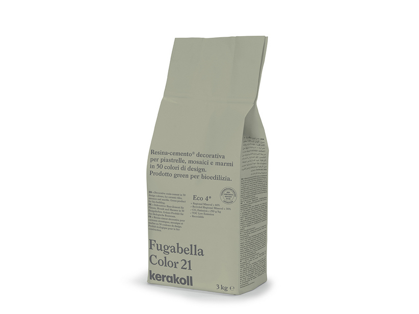 FUGABELLA COLOR 21 3KG GROUT JOINT
