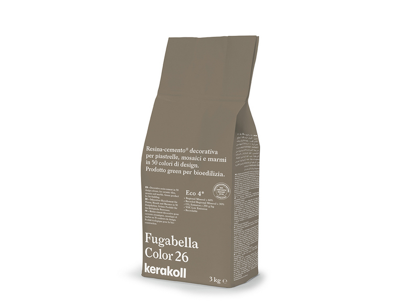 KERAKOLL FUGABELLA COLOR 26 3KG GROUT JOINT