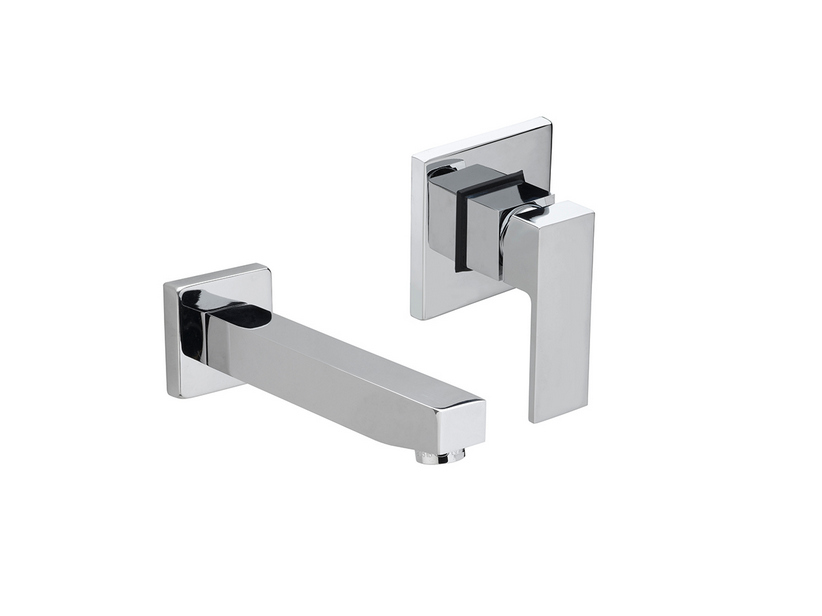 KYRA WALL-HUNG BASIN TAP CHROME