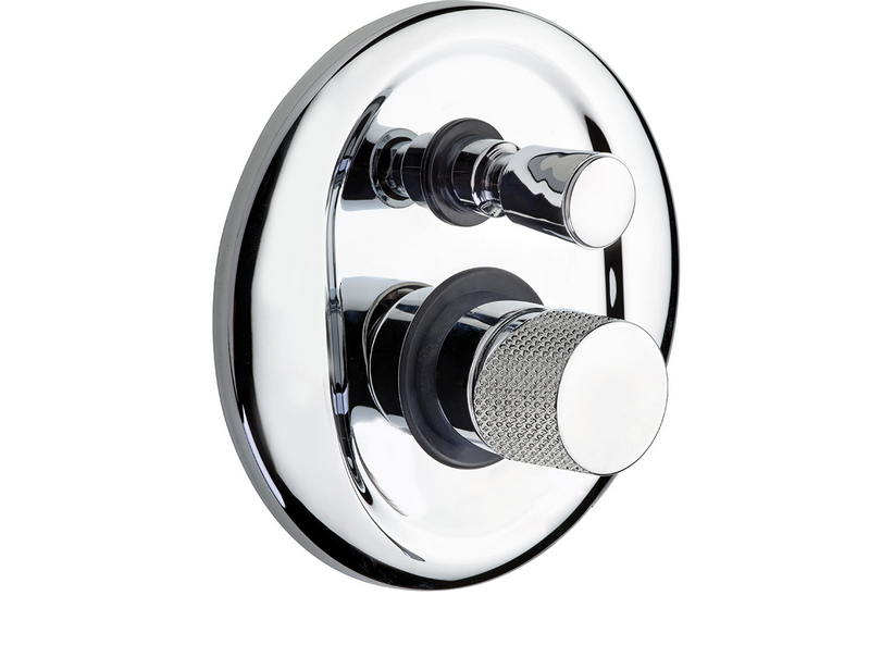 DALILA SHOWER TRIM WITH DIVERTER CHROME