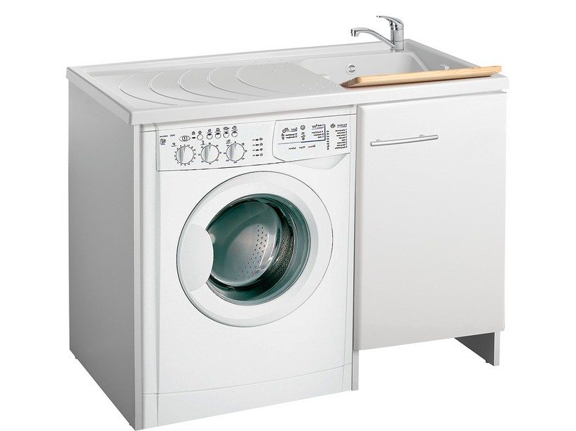 MAGICA LAUNDRY WASHER CABINET 109x60 RIGHT