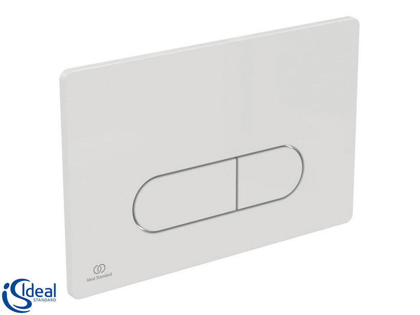 IDEAL STANDARD® OLEAS FLUSH PLATE M1 WHITE