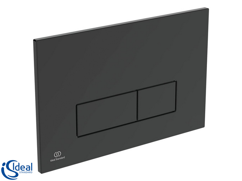 IDEAL STANDARD® OLEAS FLUSH PLATE M2 BLACK