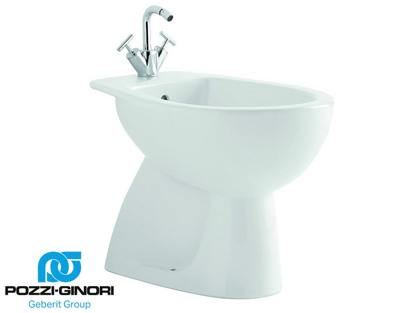 COLIBRI 2 STAND-WC 53x36 WEISS