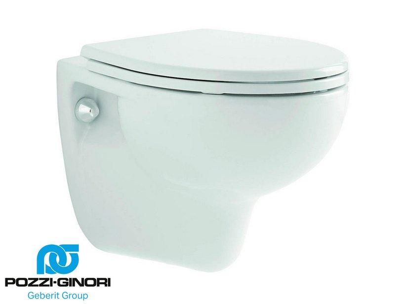 Ceramica Pozzi Ginori Catalogo.Colibri 2 Wc 52x36 Sospeso Bianco Iperceramica