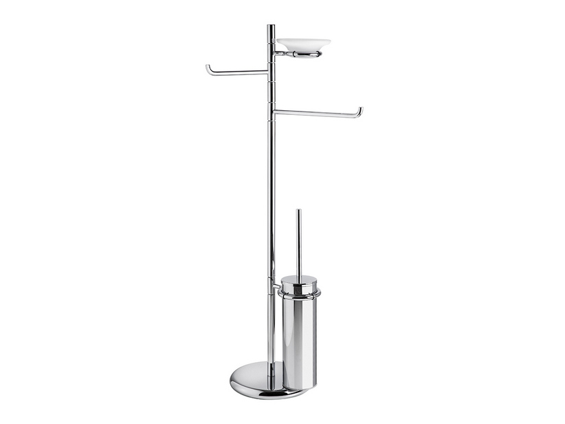 AGO SERIES FREESTANDING TOWEL RACK 4 USES