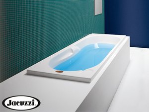 PROJECTA by JACUZZI® AIRA BATH WITH FRAME 160X70 AND PANELS F+L