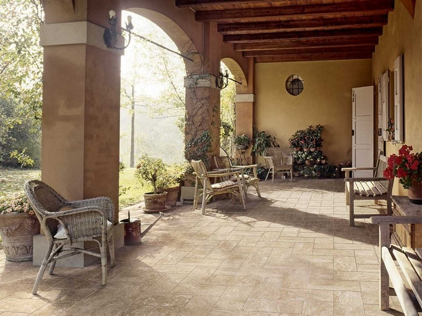 ASSISI BEIGE 20X40,4 SP.8,2MM