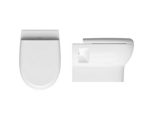 ASTRA RIMLESS WALL-HUNG PAN WHITE