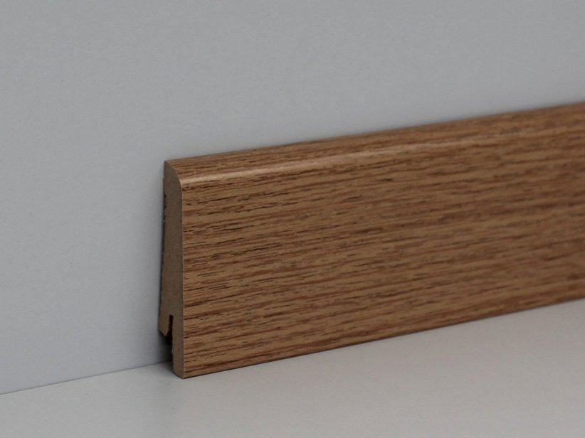 050014 ROVERE CLASSIC SKIRTING L. 2,4 MDF