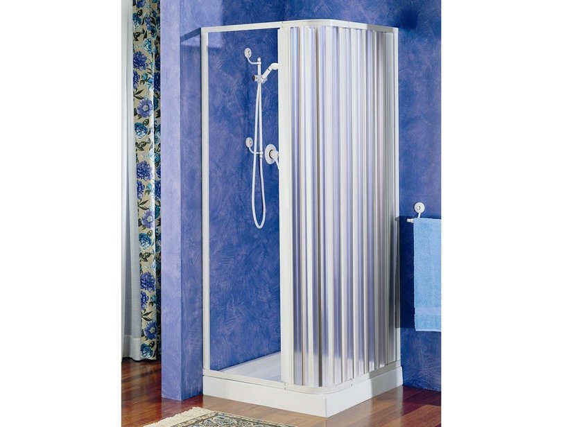 SHOWER ENCLOSURE PVC 90 REDUCIBLE