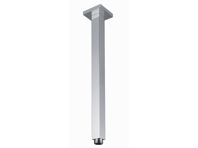 VERTICAL SHOWER ARM SQUARE cm.30 CHROME