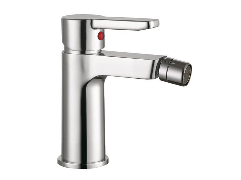 BRIGITTA BIDET TAP WITH DRAIN 1' 1/4 CHROME