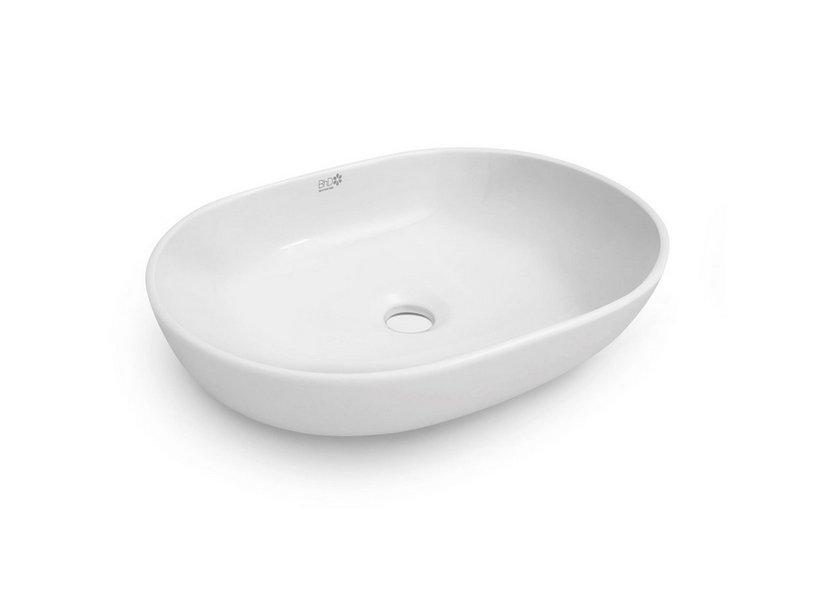 Lavabi D Arredo Ceramica.Lavabo D Arredo Castilla 48x35x14 Ceramica Iperceramica